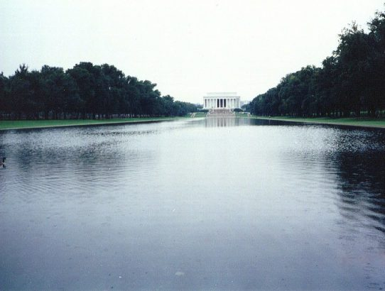Washington DC 1992