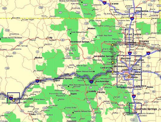 Colorado National Monument 1995