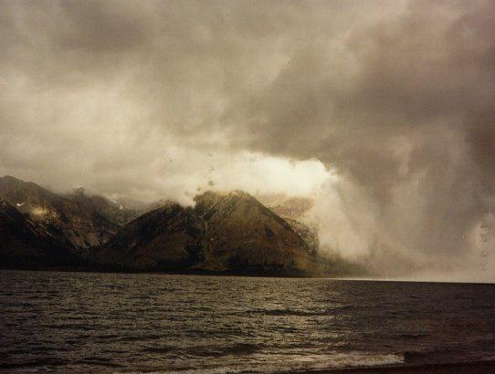 Grand Tetons National Park 1993